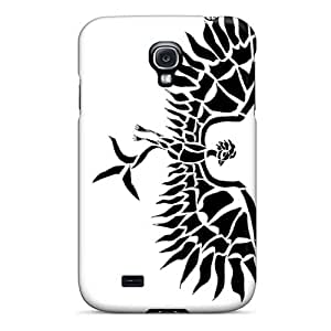 AaronBlanchette Samsung Galaxy S4 Bumper Hard Phone Case Support Personal Customs Fashion Breaking Benjamin Band Skin [WkB11136aaeL]