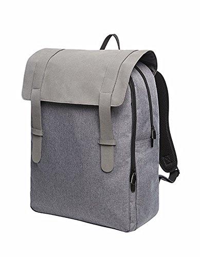 Notebook-Rucksack Urban, Farbe:Dark Blue, Größe:32 x 41 x 15 cm Grey