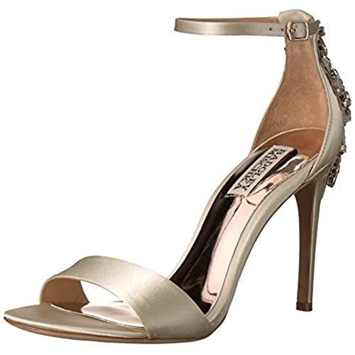 b3f1361c611 Badgley Mischka Women s Bartley Dress Sandal free shipping - loterie ...