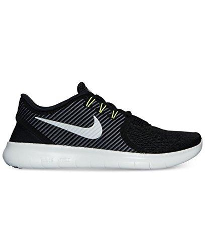 Nike 831510-017, Zapatillas de Trail Running para Hombre Negro (Black / Off White-Dark Grey-Volt)
