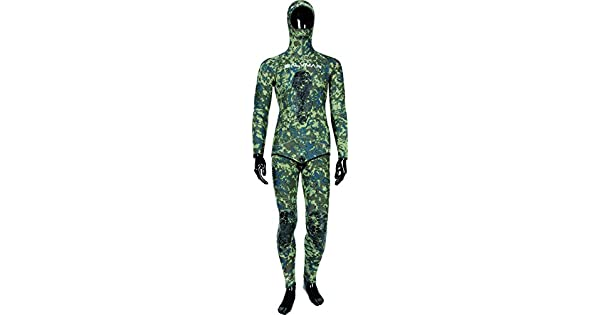 Amazon.com: SALVIMAR n.a.t. 5,5 mm Wetsuit: Sports & Outdoors