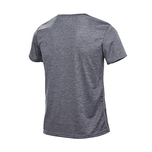 Musculation Motifs Courte À Shirt 5xl Compression 3 Winjin Gris Tees Running Simple Tee Sport M Top Manche Maillot Bodybuilding Homme T znTqxgP6
