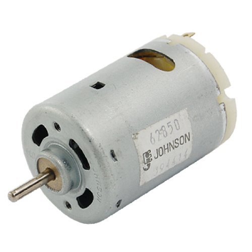 Uxcell 1 8a high torque electric motor for diy cars toys for High rpm electric motors