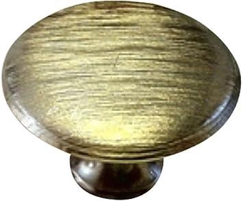 Knobware K-5002//55//FF//VB 1-3//8-Inch Venetian Bronze Texture Brushed Knob