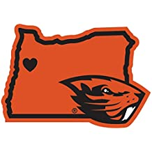 NCAA Oregon State Beavers Home State Decal, 5""