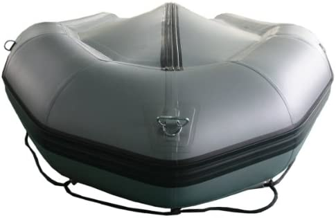 SATURN 18 ft Dark Gray Inflatable Boat
