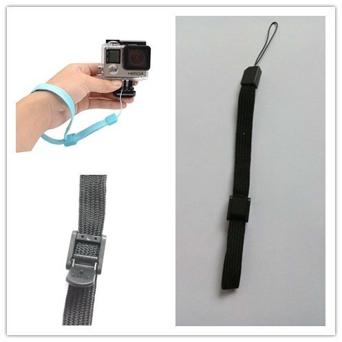 2-pcs-black-hand-wrist-strap-wristband-for-gopro-hero-4-3-2-3-