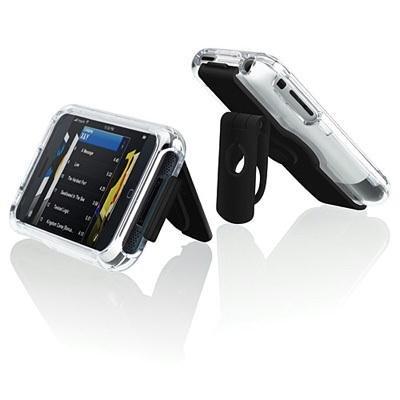 - Belkin F8Z189 Clear Acrylic Case for iPhone