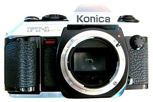 Konica FT-1 Motor Chrome SLR Film Camera Body