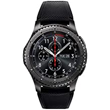 (Renewed) SAMSUNG GEAR S3 FRONTIER Smartwatch 46MM - Dark Gray