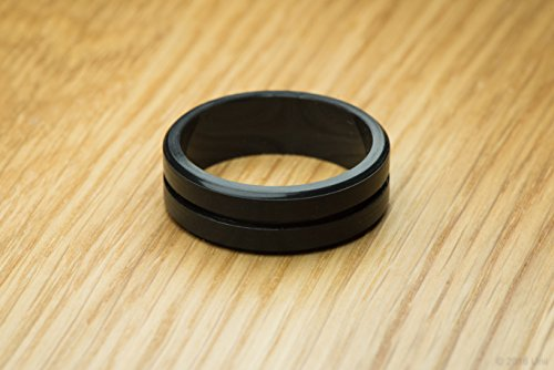 Unii Silicone Wedding Rings Safety Rubber Wedding Bands Athletic
