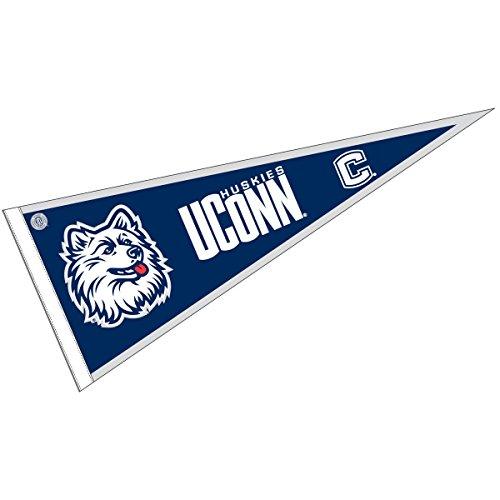 UCONN Huskies Throwback Pennant Full Size Felt