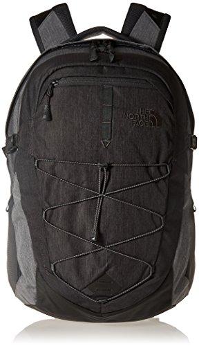 The North Face Women's Borealis Backpack, Tnf Dark Grey Heather/Tnf Medium Grey Heather, One Size