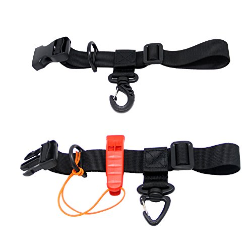 SAMSFX Backpack Chest Strap Adjustable Backpack Accessories Chest Harness Sternum Strap Belt