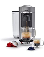 DeLonghi Nespresso VertuoPlus by DeLonghi (Certified Refurbished)