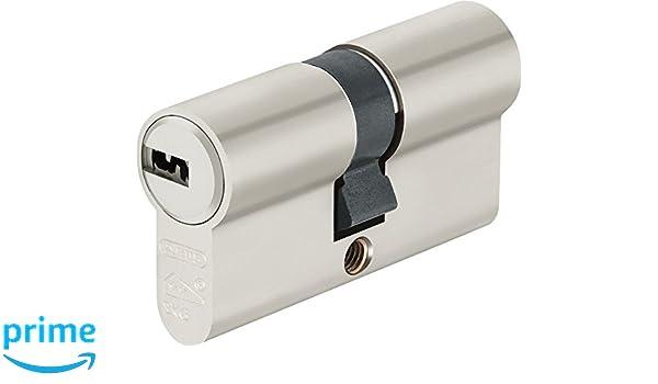 Abus EC550 cerradura de puerta NP, LG 28/N + G Reversible 34 mmm 3 llaves con cerradura con llave - Pack de 1, EC550NP: Amazon.es: Bricolaje y herramientas