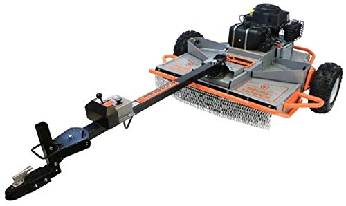 Dirty Hand Tools 108000 44 Inch Briggs & Stratton Rough Cut Mower, Gray
