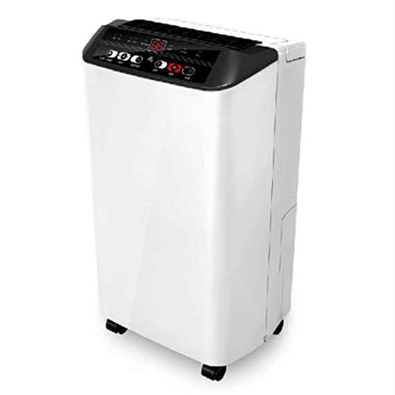 HUO Deshumidificador portátil de 28L contra el modo de condensación, humedad, moho y ropa seca - Secador para el hogar-310 * 230 * 543 mm: Amazon.es: Hogar