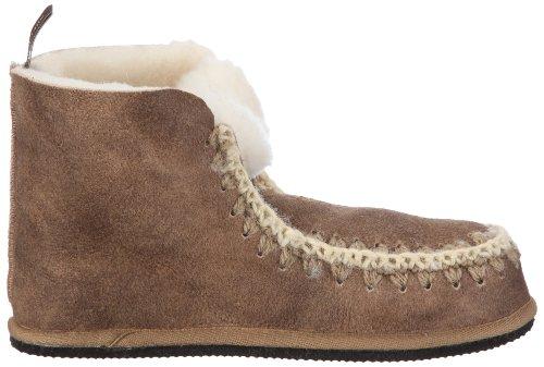 Shepherd Creme Marrone braun Pia antique Taglia Pantofola rxqrwAZ