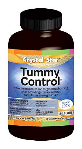 Crystal star tummy control