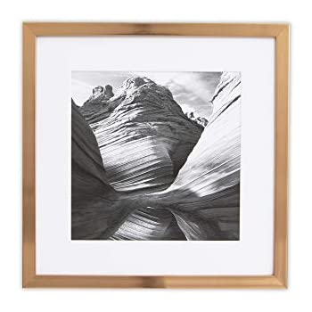 Amazon Com Tiny Mighty Frames Brushed Metal Square