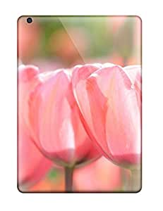Ipad Air Case Bumper Tpu Skin Cover For Flower Accessories