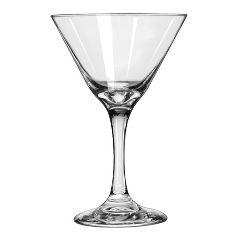 Libbey 3779 Embassy 9.25 Ounce Martini Glass - 12 / CS by Libbey