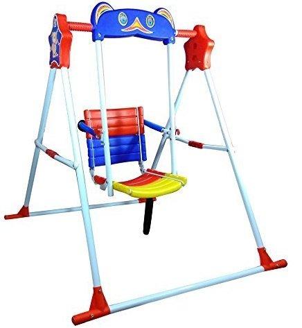 atnine indoor home garden outdoor steel and iron swing chair for