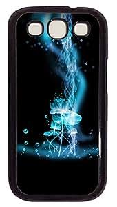 Samsung Galaxy S3 I9300 Case,Samsung Galaxy S3 I9300 Cases - Super dreamy light PC Polycarbonate Hard Case Back Cover for Samsung Galaxy S3 I9300¨CBlack