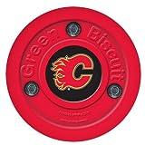 Green Biscuit Original Puck, NHL Puck (Team Choice)