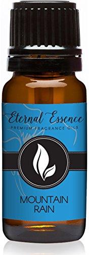 Mountain Rain Premium Grade Fragrance Oil - 10ml - Scented Oil (Scent Citrus Sandalwood)