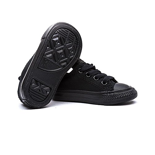 Converse All Star Ox Black Mono - 25 EU
