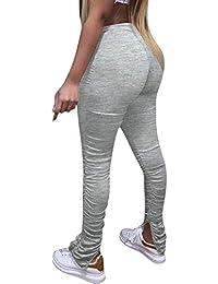 Women's Lounge Pants Skinny Fashion Casual Long Drawstring Pant