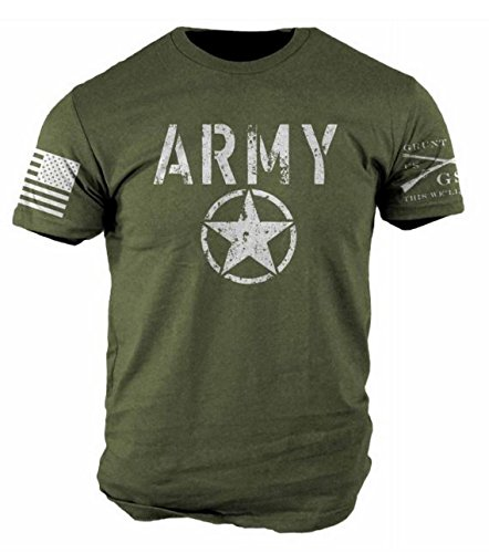 grunt-style-army-mens-t-shirt-large