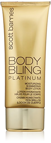 Scott Barnes Body Bling - Platinum, 4 fl. oz.