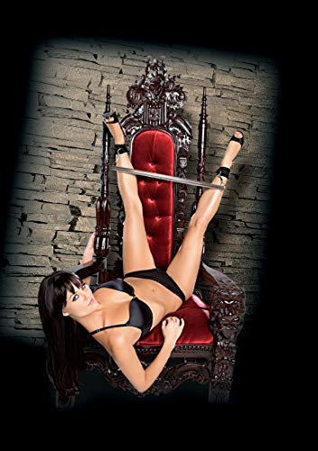 Sex & Mischief Expand Spreader Bar and Cuffs Set
