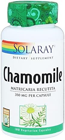 Solaray Chamomile 350 mg