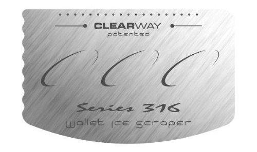 Wallet Essentials - Ice Scraper