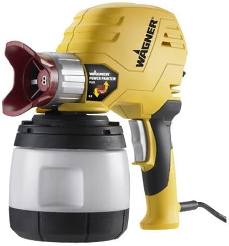 Wagner Spraytech Power Painter Plus Airless Paint Sprayer
