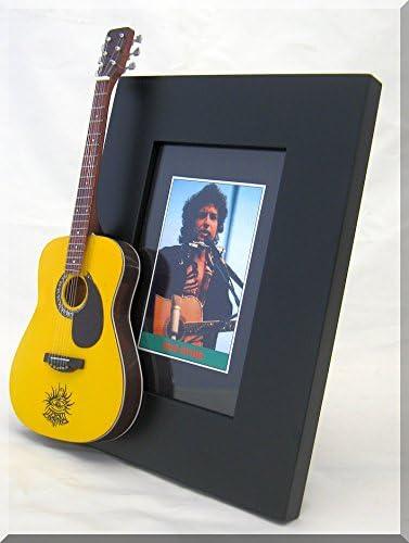 ARTSTUDIO35 Bob Dylan - Marco de Fotos para Guitarra en Miniatura ...
