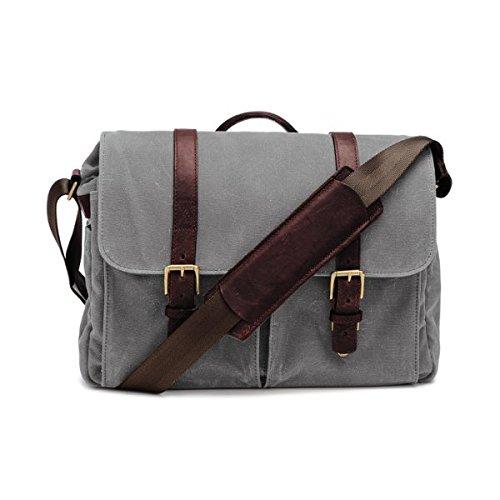 ONA Brixton Camera/Laptop Messenger Bag
