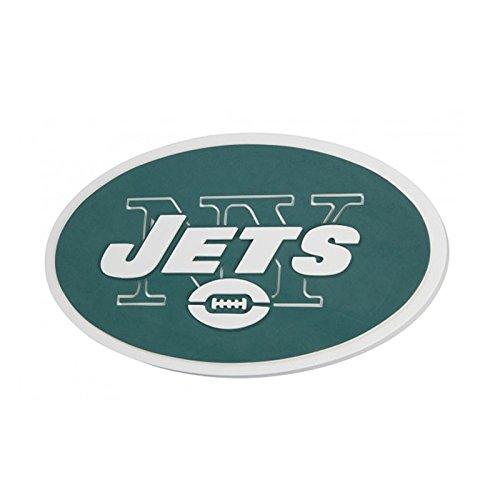 FANFAVE NFL New York Jets Unisex Magnet 3D Foamnew York Jets Magnet 3D Foam, Team Colors, One Size