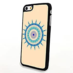 Generic Phone Accessories Matte Hard Plastic Phone Cases Bright Color Dream Catcher fit for Iphone 6