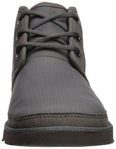 Ugg Mens Neumel Ripstop Sneaker Carbone Di Legna