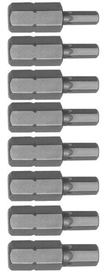 Shop Kobalt 8-Piece Allen Bit Set at Lowes.com