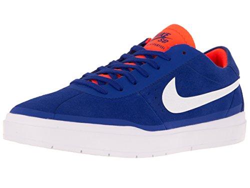 Nike Bruin SB Hyperfeel, Scarpe da Skateboard Uomo Blu (Rcr Blue / White-ttl Crmsn-white) (Bianco)