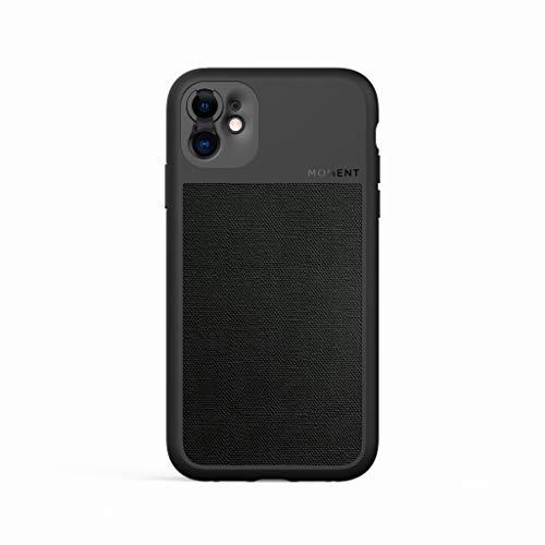 Moment Case for iPhone 11-6ft Drop Protection and Strap Attachment