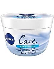 NIVEA Krem do ciała i twarzy, 1 x 400 ml tygiel, intensywna pielęgnacja