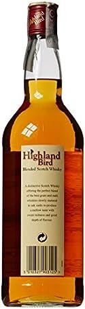 Whisky highland bird t.i.1l 40º