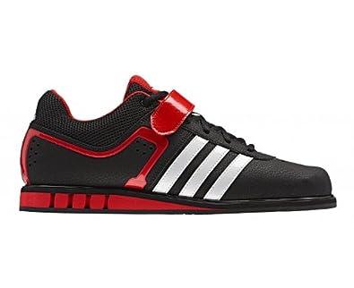 Amazon.com | Adidas Powerlift 2.0 Weightlifting Shoes - 8 - Black | Fitness & Cross-Training